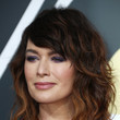 Lena Headey's Messy Waves