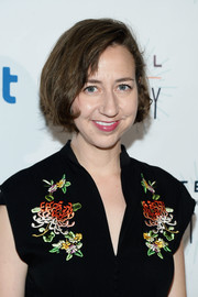 Kristen Schaal went for a classic bob at 826LA's Tell Me a Story.