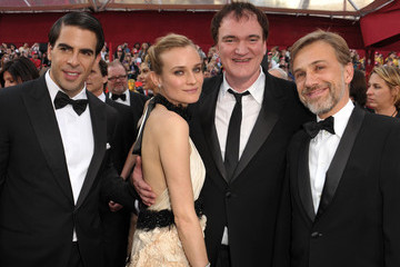 Diane Kruger Eli Roth 82nd Annual Academy Awards - Arrivals