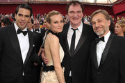 Diane Kruger and Eli Roth Photo