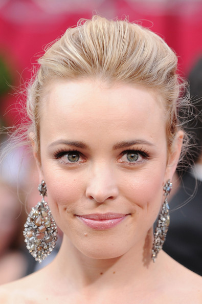 More Pics of Rachel McAdams Dangling Gemstone Earrings (1 of 31) - Rachel McAdams Lookbook - StyleBistro