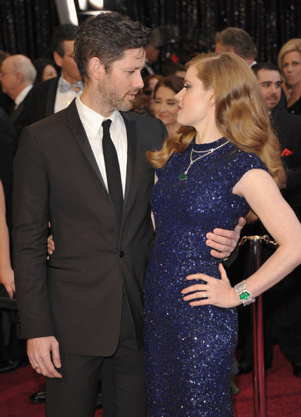 More Pics of Amy Adams Evening Dress (1 of 79) - Amy Adams Lookbook - StyleBistro