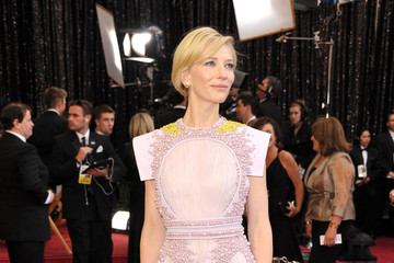 Cate Blanchett Is Naturally Beautiful at the 83rd Academy Awards