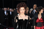 Helena Bonham Carter Dons Wild Curls at the 2011 Oscars