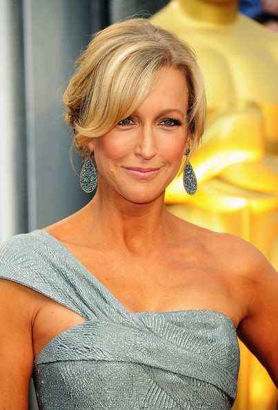 More Pics of Lara Spencer One Shoulder Dress (1 of 7) - One Shoulder Dress Lookbook - StyleBistro