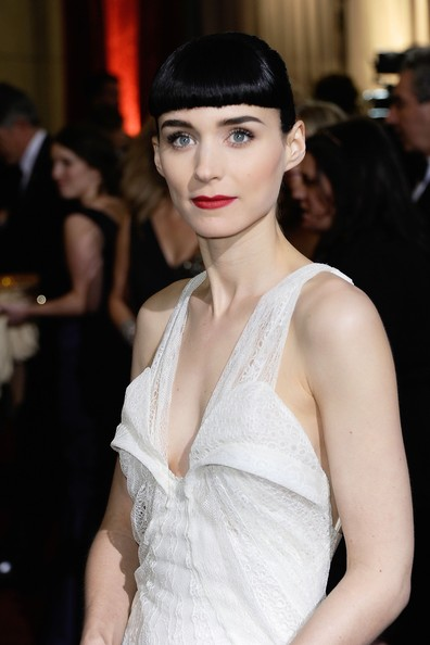 More Pics of Rooney Mara Evening Dress (1 of 34) - Rooney Mara Lookbook - StyleBistro