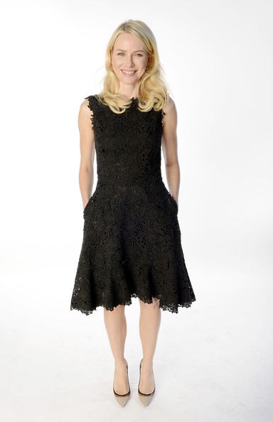 More Pics of Naomi Watts Little Black Dress (5 of 7) - Dresses & Skirts Lookbook - StyleBistro