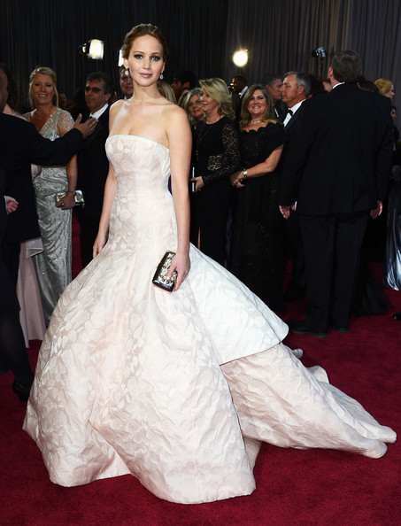 Jennifer Lawrence: Red Carpet