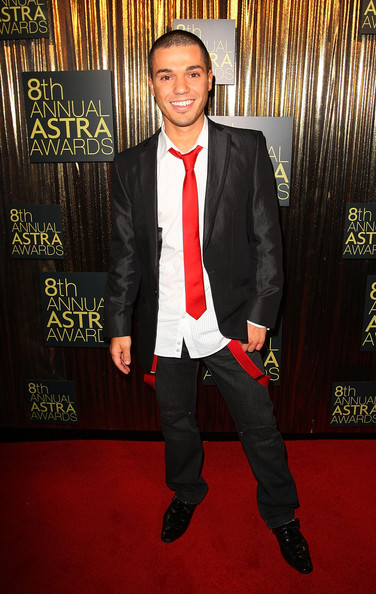 More Pics of Anthony Callea Classic Solid Tie (1 of 3) - Anthony Callea Lookbook - StyleBistro