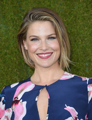 Ali Larter looked sweet and youthful with her bob at the Veuve Clicquot Polo Classic.