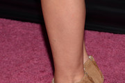 A.J. Cook Strappy Sandals