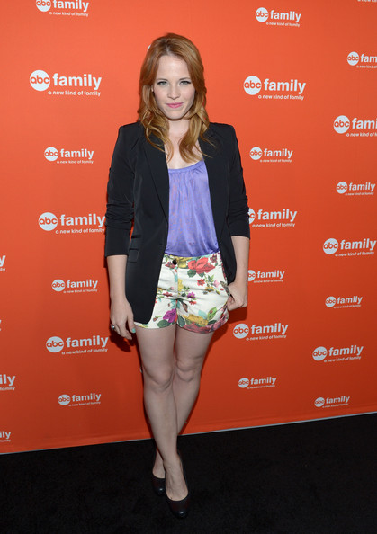 More Pics of Katie Leclerc Short Shorts (6 of 23) - Pants & Shorts Lookbook - StyleBistro