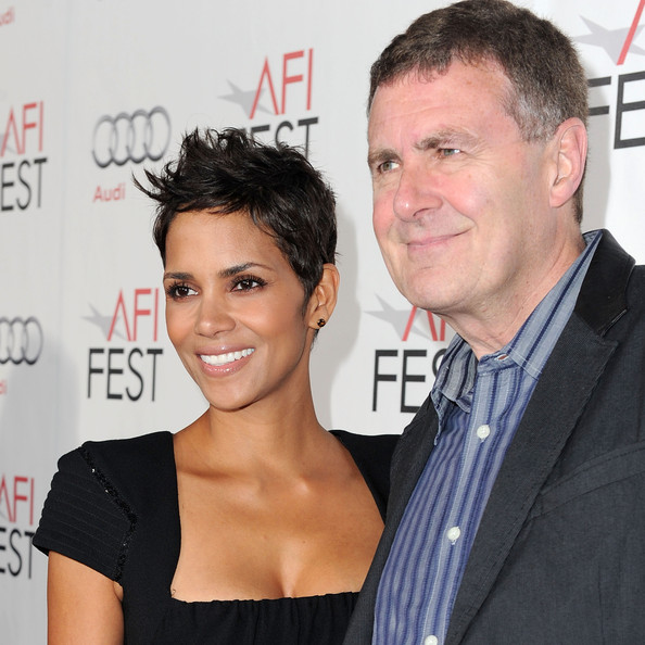 More Pics of Halle Berry Silver Bracelet (1 of 33) - Halle Berry Lookbook - StyleBistro [on acting,hair,hairstyle,premiere,forehead,event,white-collar worker,smile,red carpet,halle berry,geoffrey sax,grauman,chinese theatre,california,audi,l,afi fest 2010]