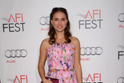 Actress Natalie Portman arrives at the