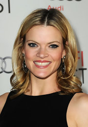 Missi Pyle wore her shiny locks with lots of big curls at a screening of 'My Week With Marilyn.'