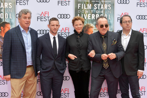 More Pics of Annette Bening Messy Cut (1 of 20) - Short Hairstyles Lookbook - StyleBistro [audi - screening of ``film stars dont die in liverpool,event,premiere,carpet,arrivals,tom bernard,michael barker,elvis costello,jamie bell,annette bening,screening,afi fest,sony pictures classics]