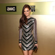 Lydia Hearst at AMC Networks Emmy Party