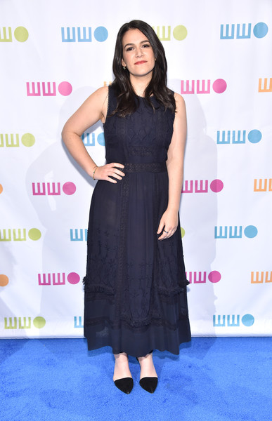 Abbi Jacobson Day Dress