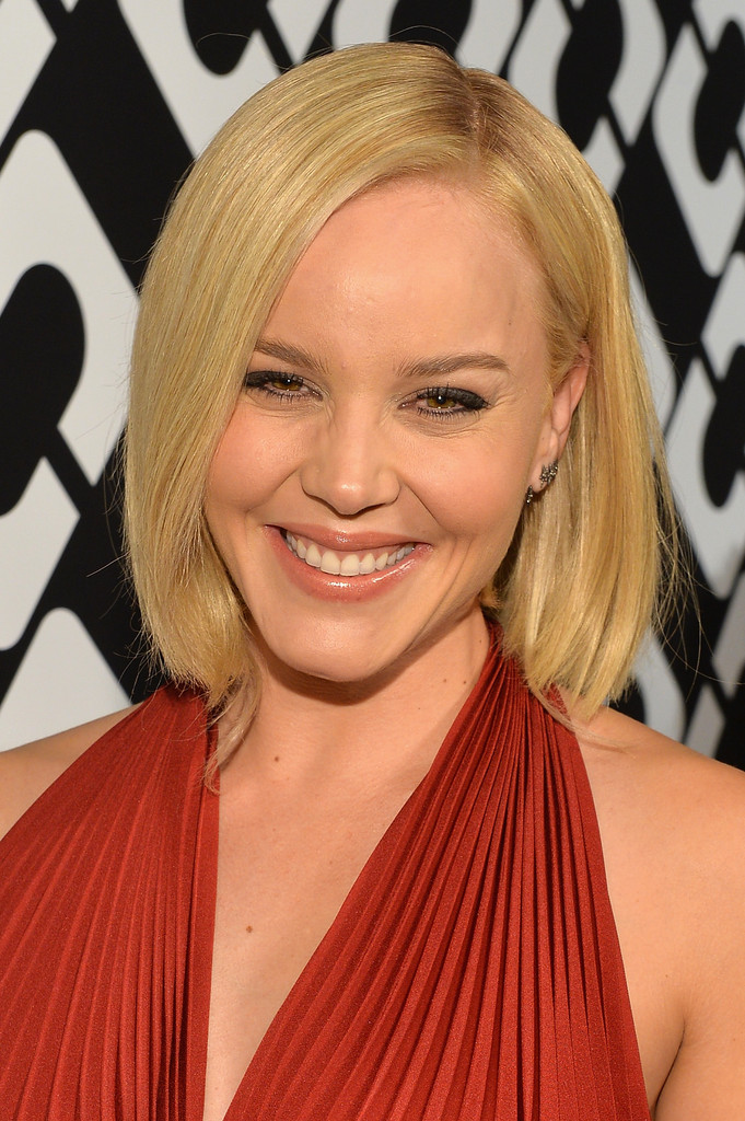 Abbie Cornish B O B Short Hairstyles Lookbook Stylebistro