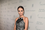 Abigail Spencer Halter Dress
