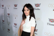 Abigail Spencer Mini Skirt