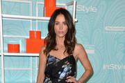 Abigail Spencer Print Dress