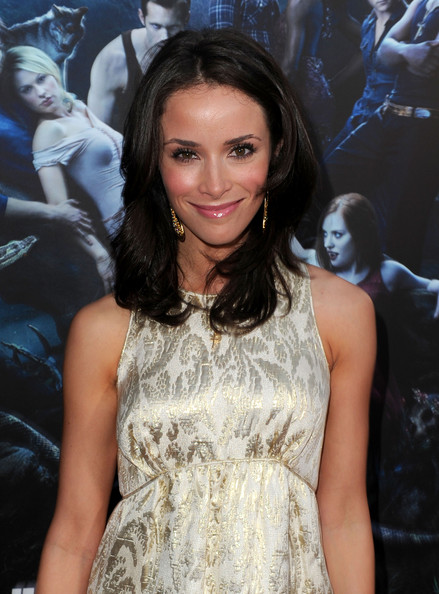 Abigail Spencer Medium Straight Cut