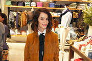 Abigail Spencer Suede Jacket