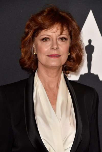 More Pics of Susan Sarandon Short Curls (17 of 17) - Short ...