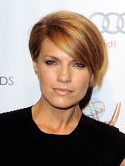 Kathleen Rose Perkins looked super cool with her emo bangs at the Emmy Awards writer nominees reception.