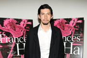 Adam Driver Wool Coat