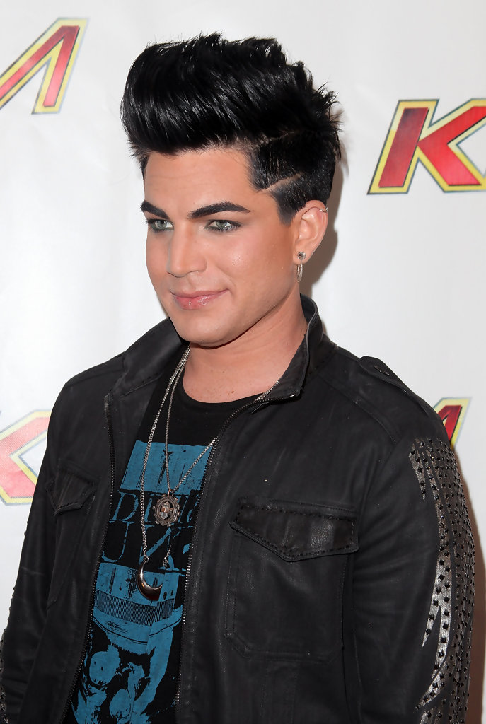 Groovy Adam Lambert Short Hairstyles Adam Lambert Hair Stylebistro Short Hairstyles For Black Women Fulllsitofus