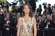 Adele Exarchopoulos Sequin Dress