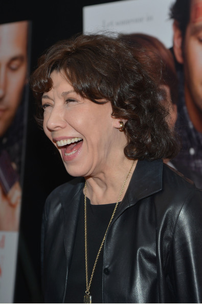 More Pics of Lily Tomlin Leather Jacket (1 of 6) - Lily Tomlin Lookbook - StyleBistro