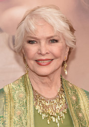 Ellen Burstyn looked stylish with her layered razor cut at the New York premiere of 'The Age of Adaline.'