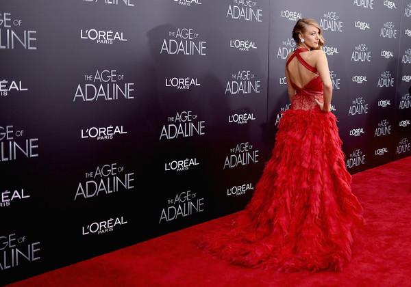 Every Look from 'The Age of Adaline' New York Premiere