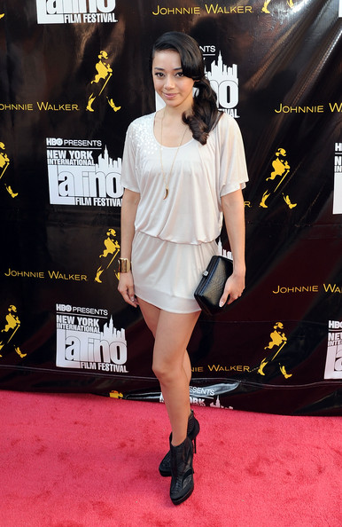 Aimee Garcia Shoes