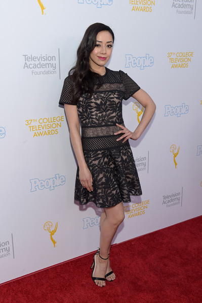 Aimee Garcia Lace Dress