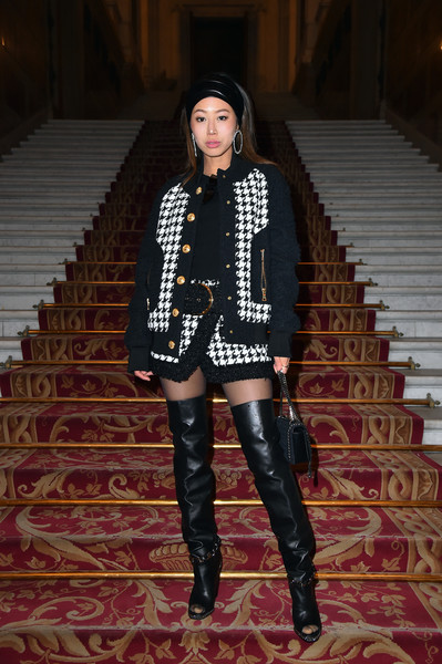 Aimee Song Over the Knee Boots