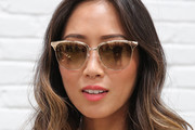 Aimee Song Square Sunglasses