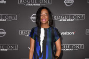 Aisha Tyler Print Dress