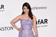 Aishwarya Rai Strapless Dress