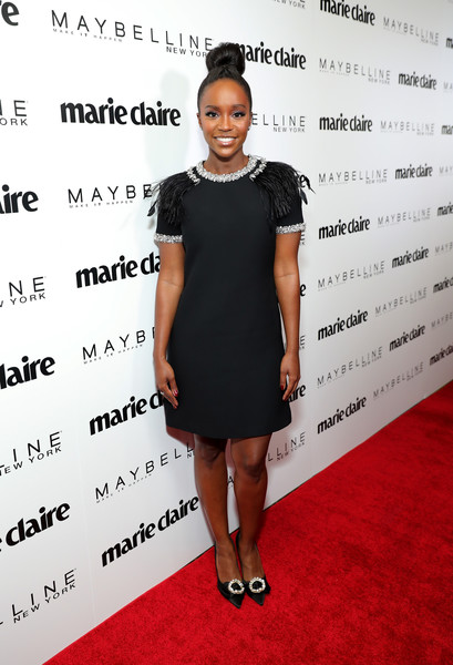 Aja Naomi King Little Black Dress