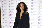 Alesha Dixon Button Down Shirt