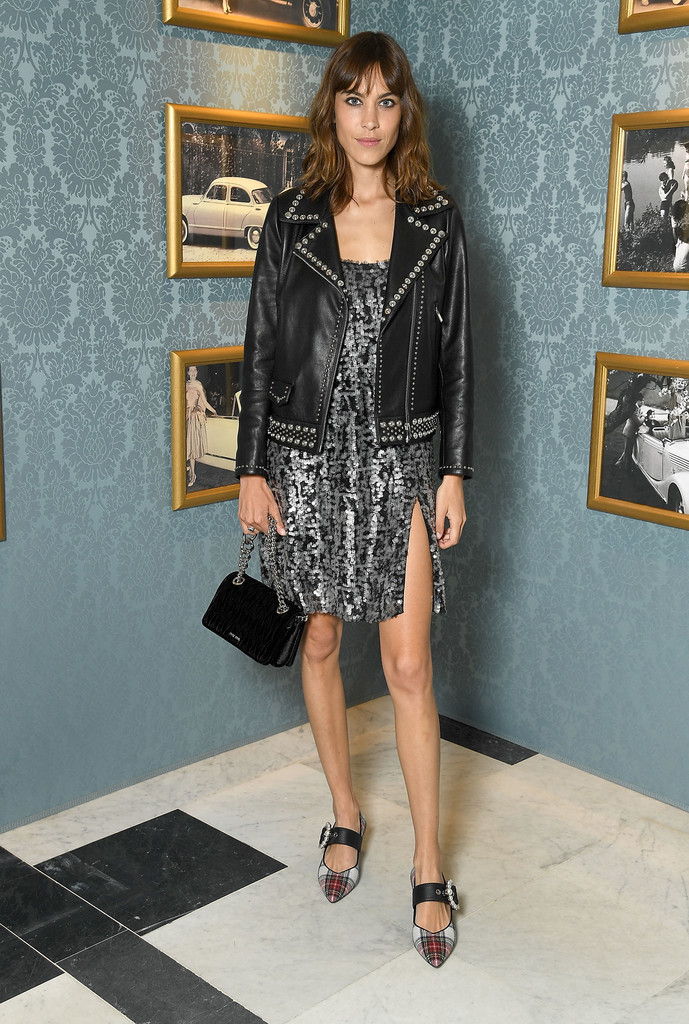 Alexa Chung Shoes Looks Stylebistro