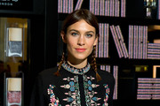 Alexa Chung Launches Nails Inc