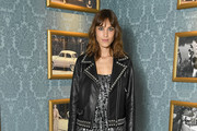 Alexa Chung Sequin Dress