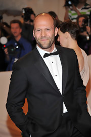 Jason Stratham showed off his dapper side in a sleek suit at the 2011 Met Gala. We can appreciate a man who keeps it classic on the red carpet.