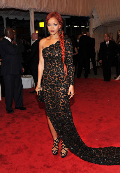 Rihanna in Stella McCartney - The Best and Worst Dressed ...