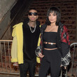 Tyga and Kylie Jenner at Alexander Wang